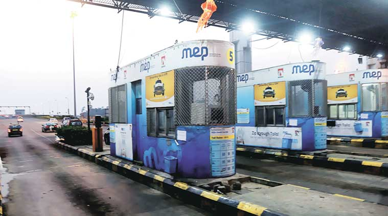 Toll, Toll collection, Toll collection on national highways, NH, National highways, Demonetisation, demonetisation effects, Currency demonetisation, Demonetisatio aftereffects, Toll Plazas, Toll Plazas National Highways, narendra Modi, Modi, PM Modi demonetisation, india news, indian express news