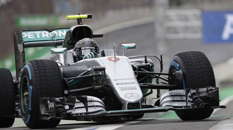 Nico Rosberg, Rosberg, Lewis Hamilton, Hamilton, Brazil Grand Prix, Brazil GP, Formula One, F1, Motor Sports