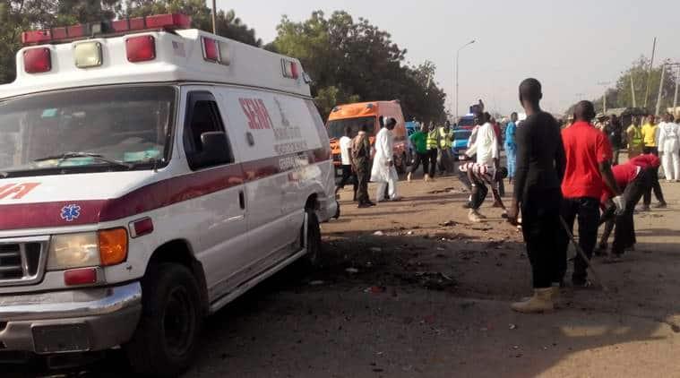 Boko Haram, Boko Haram nigeria, bomb blast, car bomb blast, Nigeria car bomb, Nigeria car bomb blast, military checkpoint bomb blast, Nigeria military checkpoint blast, Nigeria news, Nigeria , world news