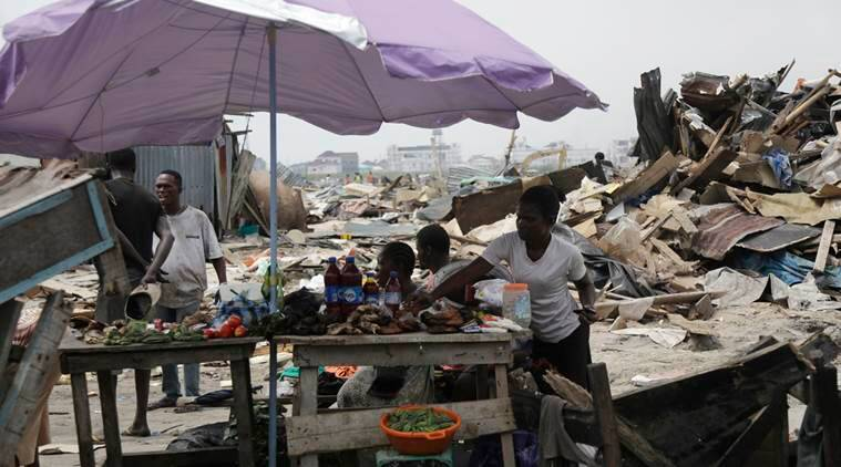 nigeria, lagos, nigeria mass eviction, un nigeria mass eviction, world news
