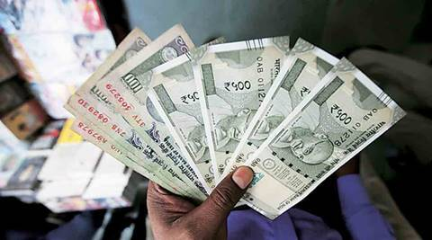 demonetisation, note ban, factory workers pay day, salary of factory workers, india news, indian express