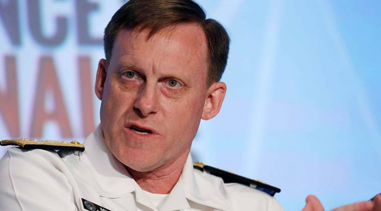 NSA, National Security Agency, NSA director, Admiral Michael Rogers, pentagaon, US security, US intelligence, world news, indian express news