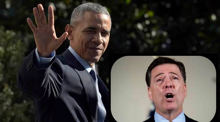 Barack obama, Clinton emails, Clinton FBI, James Comey, US FBI, FBI Obama, FIBI clinton Obama, news, US presidential elections, latest news, world news, international news, US news