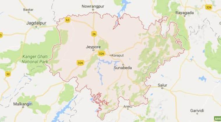 Odisha, Maoists, Odisha Maoists, Koraput, Koraput Maoists, Koraput construction company, odisha construction company, india news