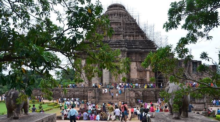 It's Odisha govt vs ASI over restoring Konark Sun Temple