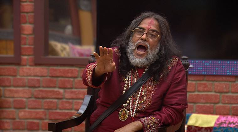Bigg boss, Bigg boss 10, Bigg boss Swami om returns, Bigg boss Maalik Sevak, Bigg boss written update, Bigg boss November 9, Bigg boss 9 November, Bigg boss episode summary, Bigg boss episode, Bigg boss show Nov 9, Bigg boss updates, Bigg boss tasks, Bigg boss fights, Bigg boss lokesh Manu manveer, Bigg boss news, television news, Indian Express, Indian Express news
