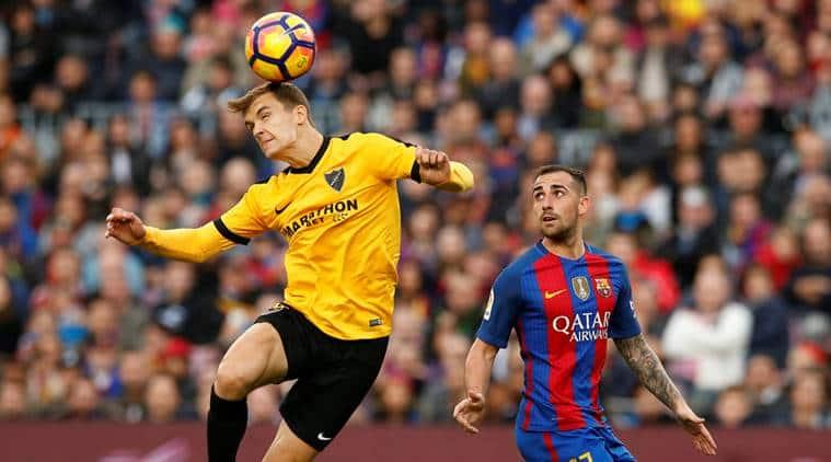 barcelona, paco alcacer, paco alcacer barcelona, la liga, uefa champions league, football news, sports news