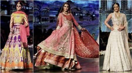 A peek into the glamorous Pakistan Bridal Couture Week2016