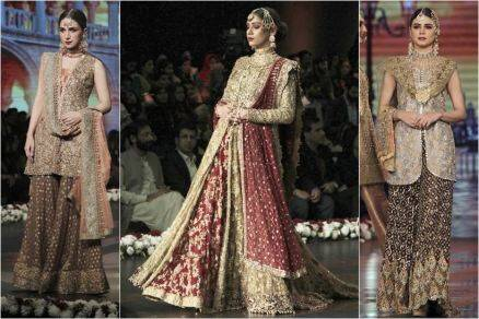 pakistan bridal fashion week, pakistan bridal couture week, pakistan fashion, bridal fashion, pakistan bridal fashion week 2016, pakistan fashion 2016, see pics, indian express, indian express news