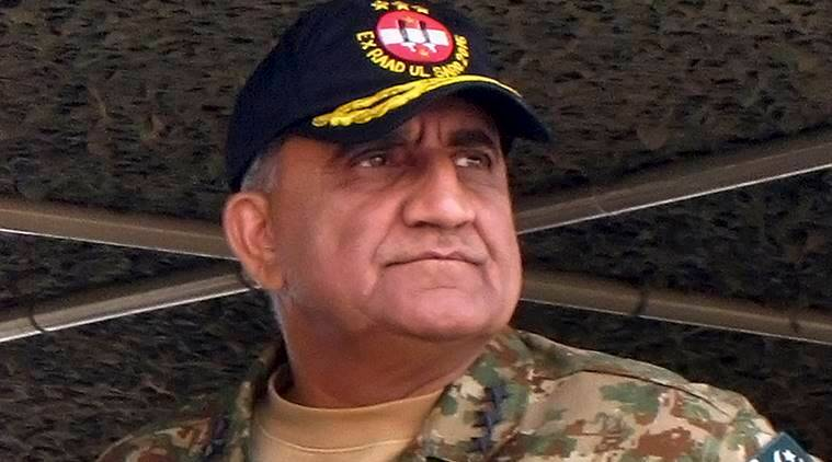 Pakistan's army Chief Lt Gen Qamar Javed Bajwa  (Source: AP)