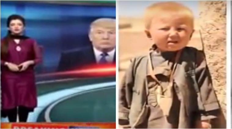 A Pakistani channel reported that Donald Trump is from Pakistan