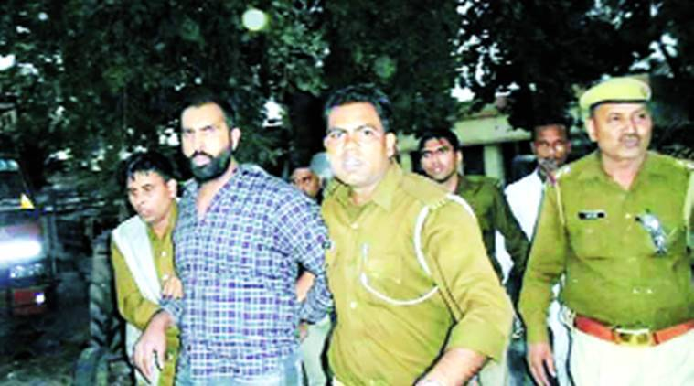 nabha jailbreak, punjab jailbreak, klf jailbreak, nabha jailbreak UP arrest, palwinder singh, india news, latest news, indian express