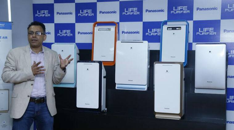 Panasonic, panasonic air purifier, HEPA air filter purifier, Panasonic air purifiers price, PM2.5 purifiers, econavi technology, house dust catcher, smog, delhi pollution, air pollution, smog, air purifiers, technology, technology news