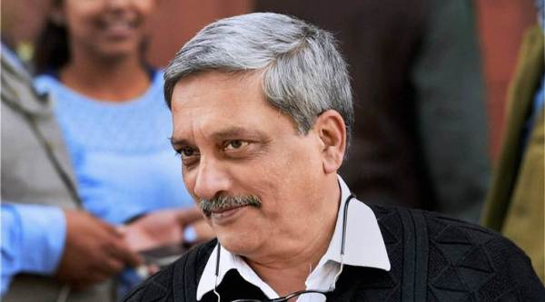 Manohar Parrikar, cashless society, payment app, technology savvy, news, latest news, India news, national news