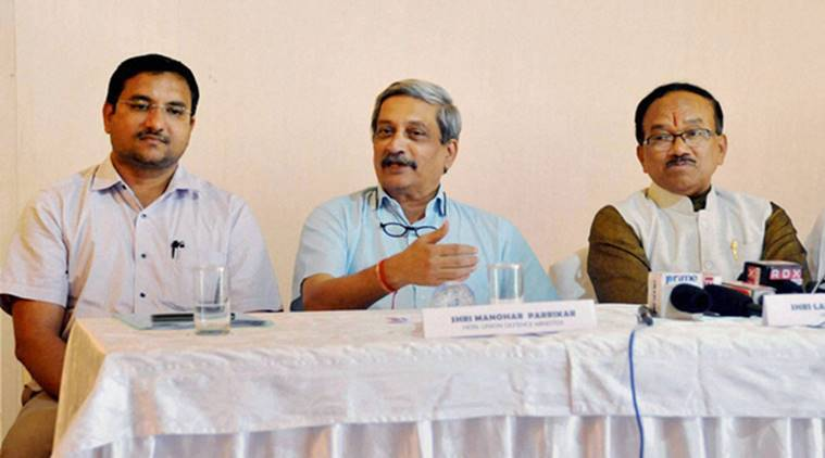 manohar parrikar, parrikar, ndtv, ndtv ban, ndtv pathankot, ndtv patankot coverage, ndtv news, parrikar in goa, goa news, india news