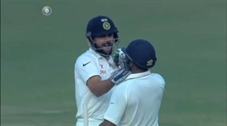 india vs england, ind vs eng, ind vs eng 3rd test, india vs england score, parthiv patel, kohli, cricket score, cricket video, cricket news, cricket