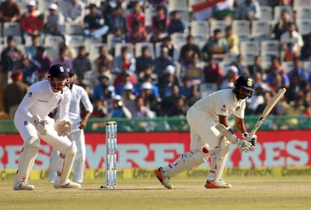 India vs England, Ind vs Eng, Ind vs Eng photos, Ind vs Eng 3rd Test, India vs England Mohali Test, Mohali Test, R Ashwin, Ravindra Jadeja, Virat Kohli, Cricket news, cricket photos, Cricket, sports photos