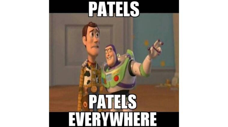patel, gujarat, patel common indian surname UK, Patel UK surname most common, patel chakrabarti, chakrabarti oexford dictionary, oxford english dictionary, indian express, indian express news, indian express trending, trending in india