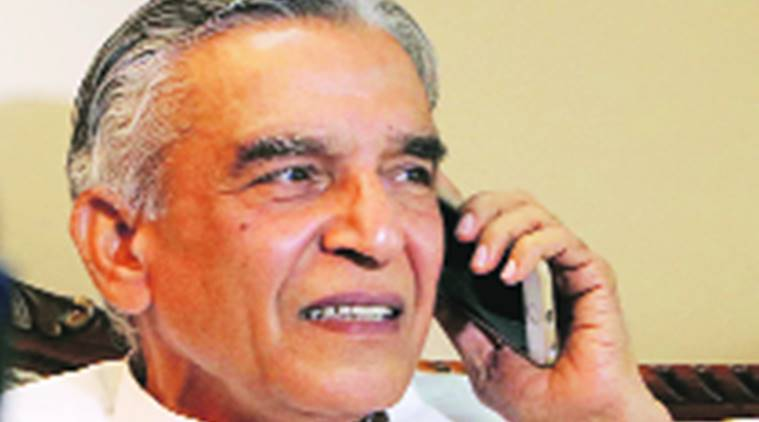 Pawan Kumar Bansal, Chandigrh administration, Congress leader Pawan Kumar Bansal, Chandigarh LIG flat owner, Chandigarh Conversion of Residential Leasehold Land Tenure, indian express news