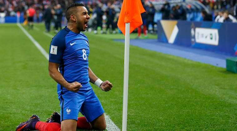 Dimitri Payet, Payet, France, France football team, Les Bleus, Sweden, Sweden football team, France vs Sweden, France Sweden World Cup qualifiers, France Sweden World Cup 2018 qualifiers, World Cup 2018 qualifiers, WC 2018, football, football news, sports, sports news