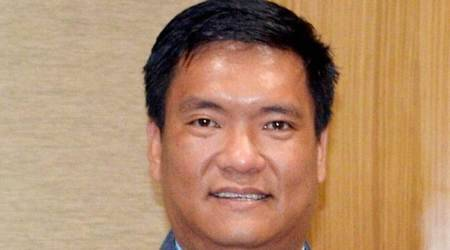 "APCC president Takam Sanjoy condemns ""undemocratic"" functioning of Arunachal government"