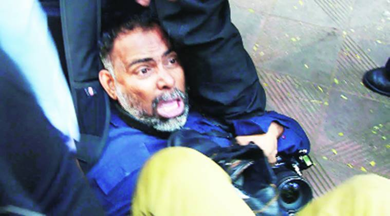 3 more Bombay House guards held for assaulting photojournalists