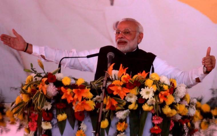 narendra modi, modi in bathinda, modi inaugurates aiims, indus water treaty, indus river, pakistan , indus river pakistan, punjab election, india news