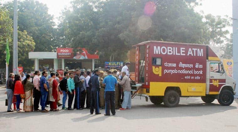 mobile atms, mobile atm bengaluru, mobile atm delhi, mobile atm mumbai, atm cash, atm withdrawal, atm limits, mobile atm withdrawal, india news