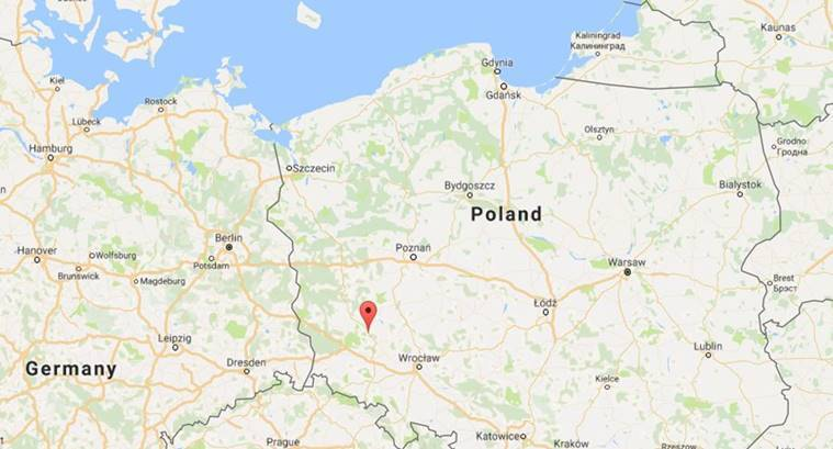 Building collapses, Poland, Poland Building collapses, Warsaw Building collapses, Indian Express, Indian Express News