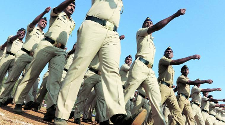 maharashtra, maharashtra news, maharashtra home ministry, maharashtra home department, maharashtra police, infantry, maharashtra policy deployments, maharashtra police backed by infantry, indian express, india news