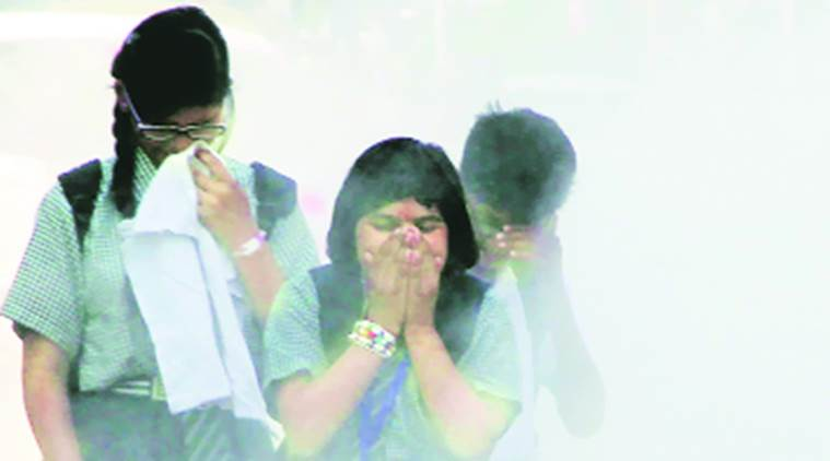 delhi, delhi pollution, delhi air pollution, air pollution, delhi smog, ncr schools closed, pollution schools, particulate matter delhi, delhi pollution diwali, delhi diwali after effects, india news