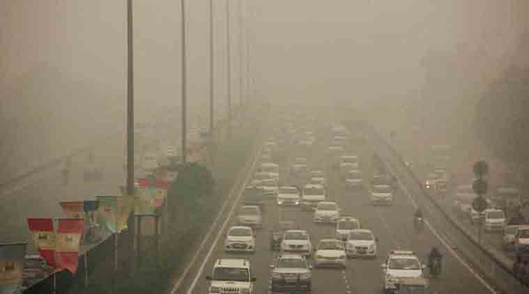 delhi, delhi pollution, delhi air pollution delhi air quality, toxic air, toxic pollutants, toxic air pollutants, indian express news, delhi, delhi news