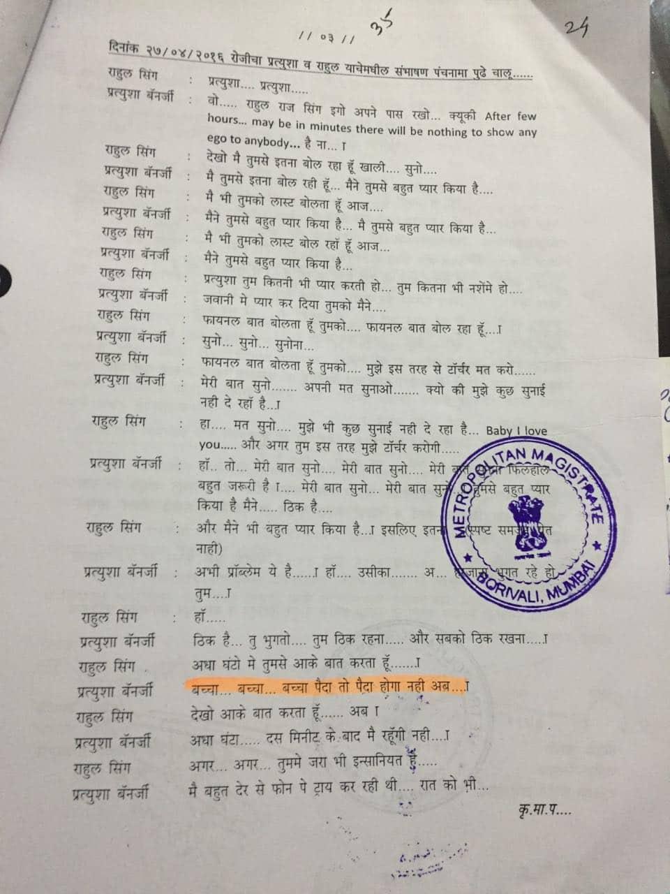 pratyusha-bannerjee-transcirpt
