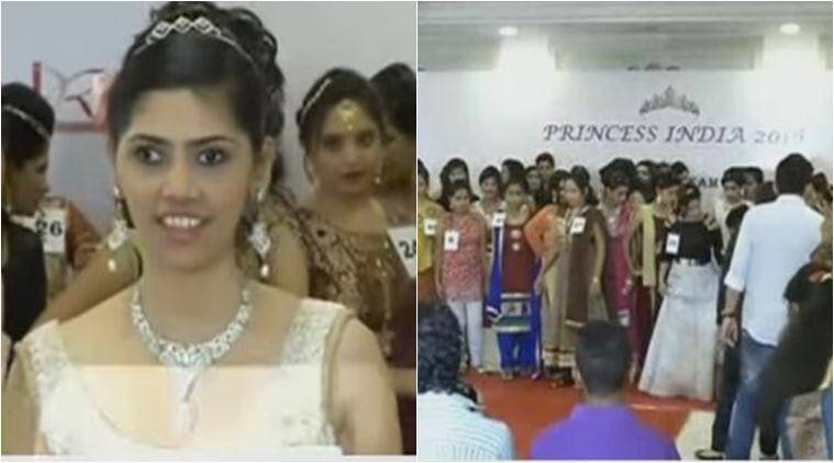 mumbai, beauty contest, beauty contest for blind, mumbai beauty contest for blind, princess india contest, mumbai princess india contest 2016, fashion news, mumbai news, lifestyle news, indian express