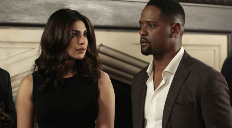 Blaire Underwood has praised her Quantico co-star and actress Priyanka Chopra and says it is fascinating to work with her.