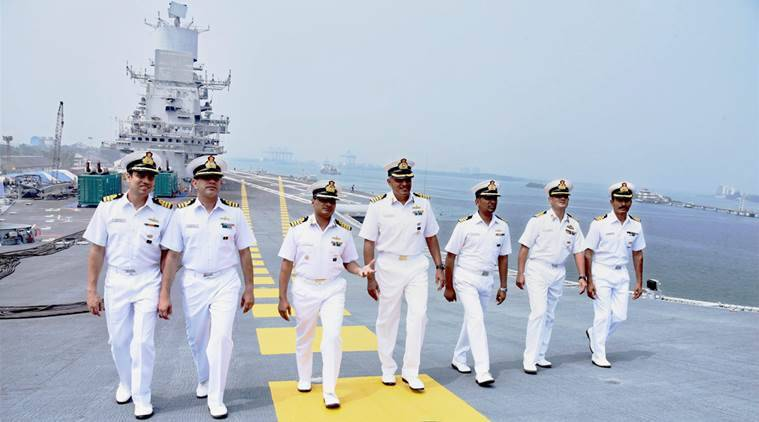 INS Vikramaditya, India warship, Vikramaditya warship, Indian Navy, Cochin Shipyard Limited, Krishna Swaminathan, news, latest news, India news, national news