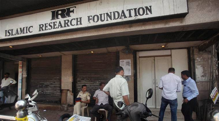 Islamic Research Foundation, Arshi Qureshi, zakir naik, dr zakir naik, zakir naik case, islamic state, isis