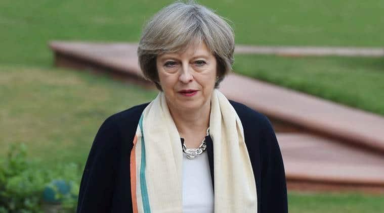 Theresa may, Theresa May visit Bengaluru, UK visa rules, UK India visa, IT india, karnataka IT, Brexit, UK visa, news, latest news, India news, national news,