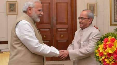 pm modi, modi, president pranab mukherjee, pranab mukherjee birthday, pm modi wishes president, pm modi wishes pranab, modi pranab, india news