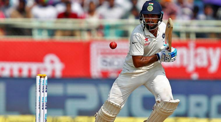 cheteshwar Pujara, pujara, pujara hundred, india vs england, ind vs eng, india vs england 2nd test, ind vs eng 2nd test, cricket score, cricket news, cricket