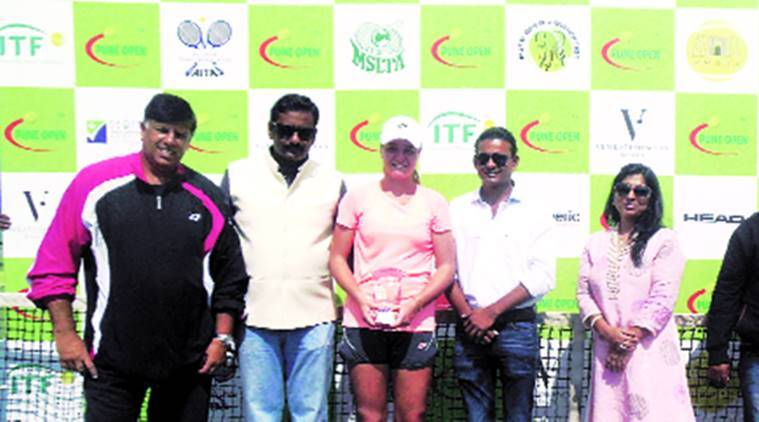 Pune Open, City Sports, India Sports, Irina Khromacheva, Latest news, India news, Sports news, Latest news