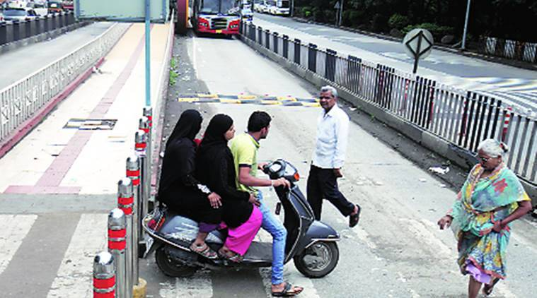 video news that mumbai trying over pedestrian chilling