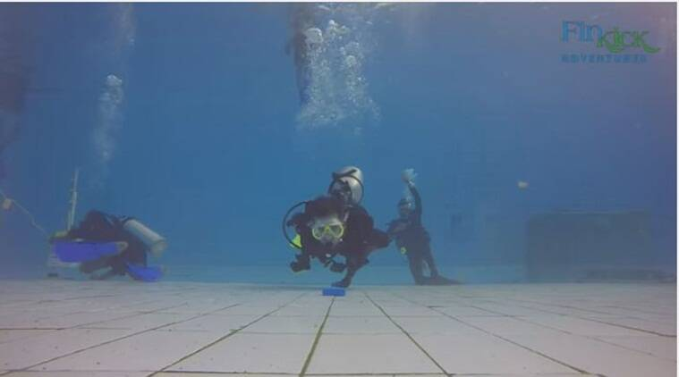 pune, water sports, water adventure, pune underwater festival, india underwater festival, scuba diving, pune fun activities, india festivals, water adventure india, pune scuba diving, pune news, lifestyle news, latest news, indian express