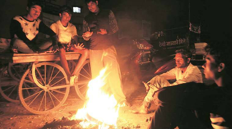 pune, pune news, pune temperature, pune winter, winter in pune, IMD, indian express news, india news
