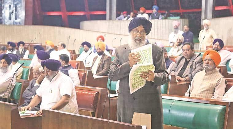 punjab assembly, punjab assembly speaker, congress mlas punjab, amarinder singh, punjab assembly resignation