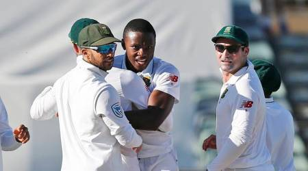 Kagiso Rabada unable to express himself against Australia, has 'handcuffs around him': Dale Steyn