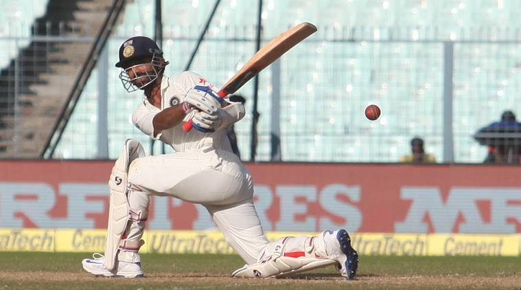ajinkya rahane, rahane, karun nair, nair, ajinkya rahane karun nair, india cricket team, india cricket, bangladesh cricket team, bangladesh cricket, india vs bangladesh, ind vs ban test, cricket news, sports news
