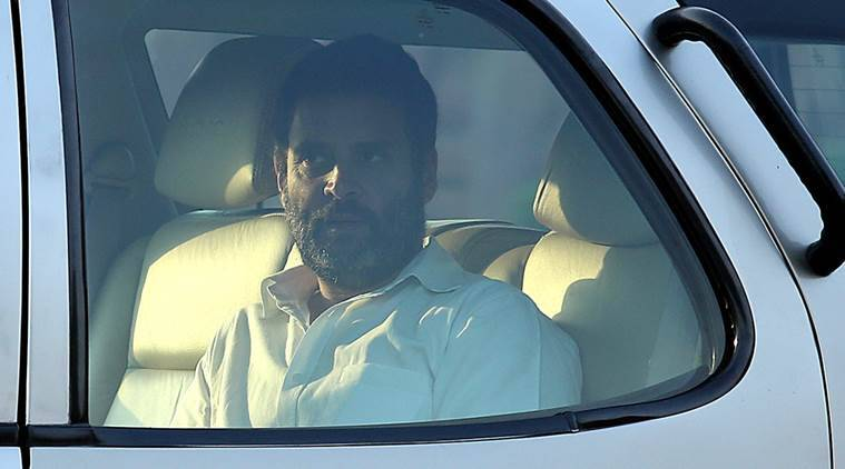 Rahul Gandhi to appear before the Bhiwandi court in defamation case