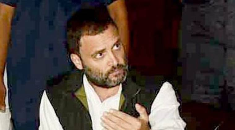 rahul gandhi, rahul on pm modi, pm modi, modi, modi black money, demonetisation, rs 500, rs 1000, currency ban, india news, indian express,