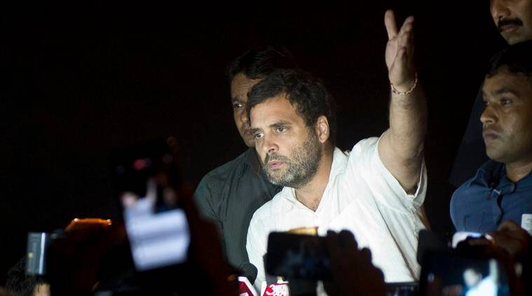 Rahul Gandhi, Rahul Gandhi arrested, Rahul Gandhi detained, OROP, OROP protests, OROP suicide, Congress, Congress leaders detained, Congress news, India news